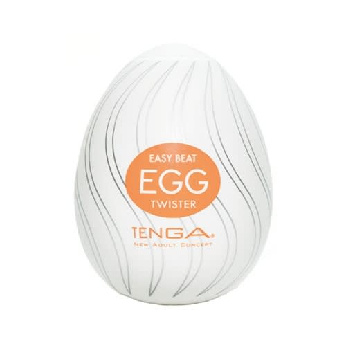 Tenga Egg Twister Single Masturbator
