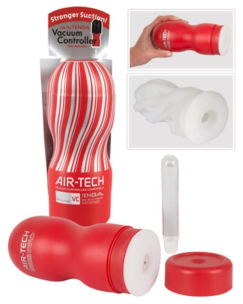 Tenga Reusable Vacuum Cup Regular Masturbator