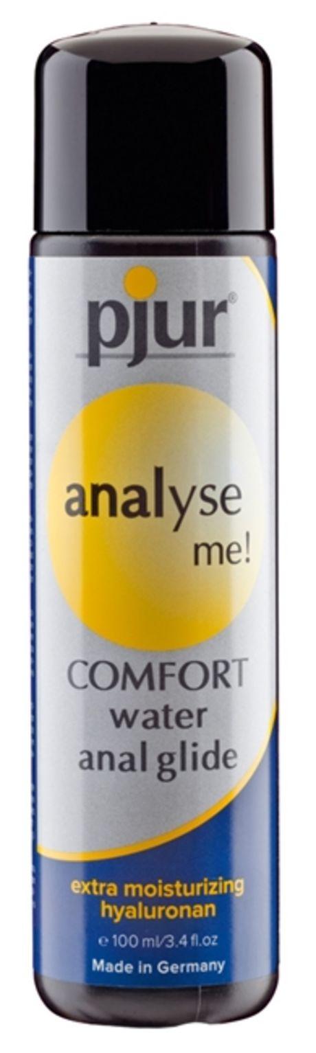 100 ml pjur analyse me! Comfort glide – Anaaliliukuvoide