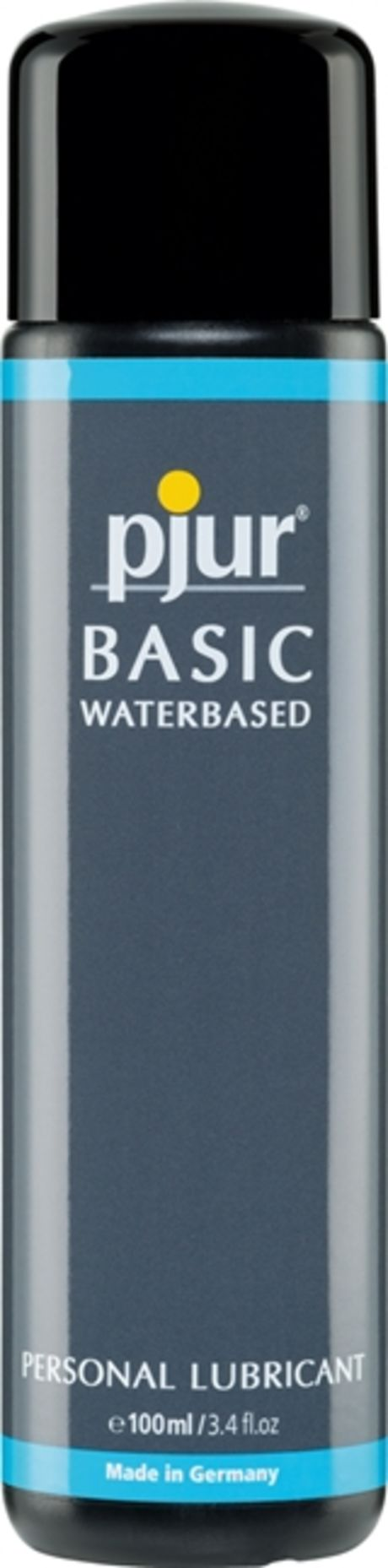 100 ml pjur Basic waterbased - En vandbaseret all-round glidecreme!