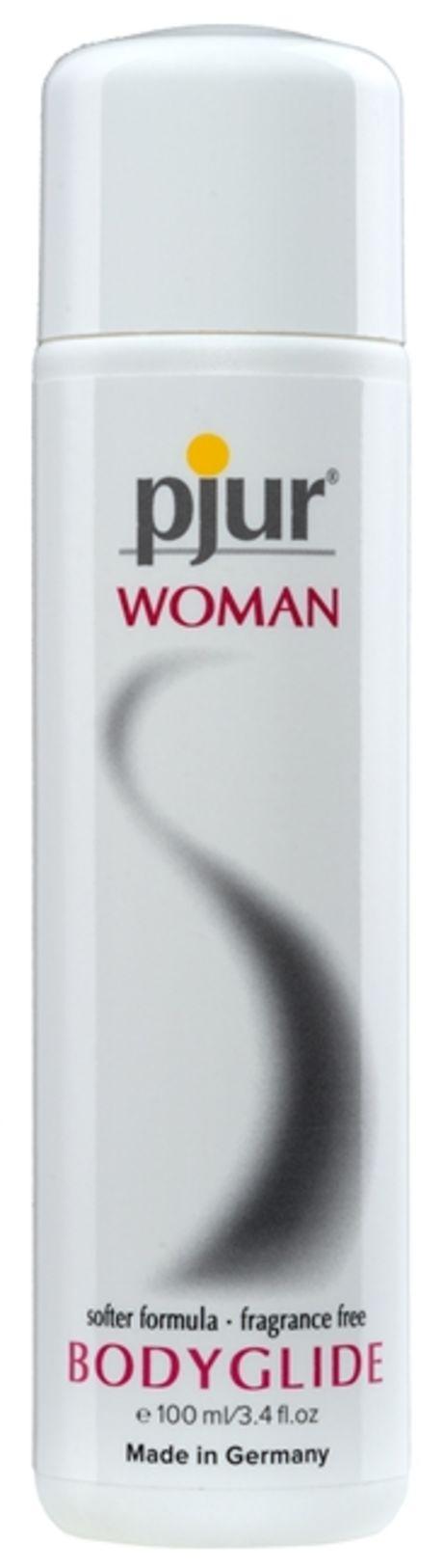 100 ml pjur Woman – Hellävarainen Hieronta- ja Liukuvoide Naisille