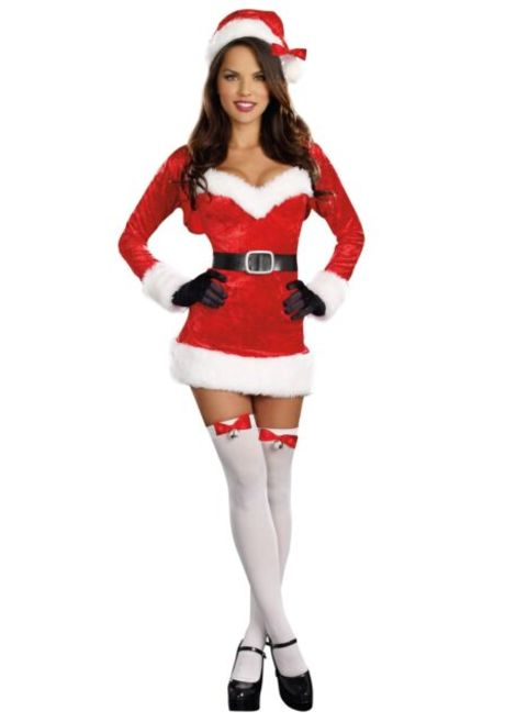 Dreamgirl© – Merry Xmas – Luksus Joulupuku