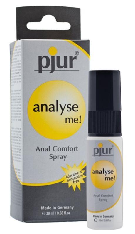 20 ml pjur analyse me! Spray - Afslapningsspray til analsex…