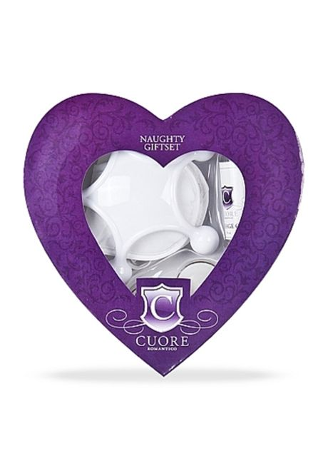 Cuore Naughty Gift Set - For de frække