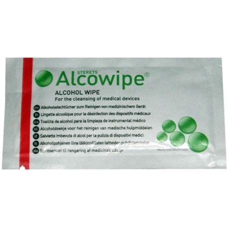 ElectraStim - Sterile Cleaning Wipe Sachets-Pack of 10