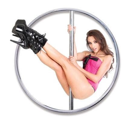 Fetish Fantasy Series – Fantasy Dance Pole – Strippaustanko