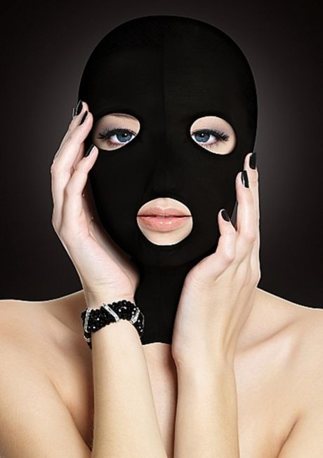 Ouch! - Subversion maske