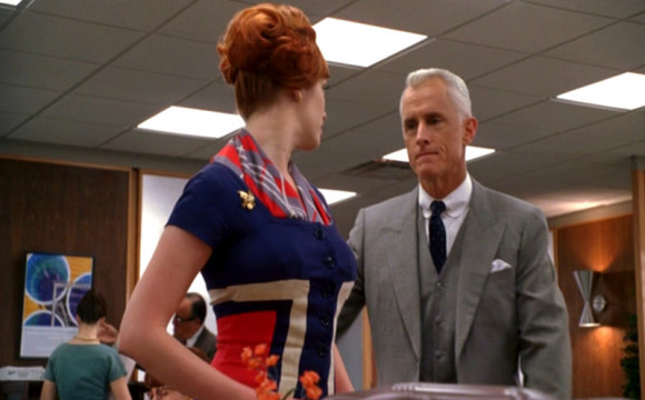 Men and Women in Mad Men