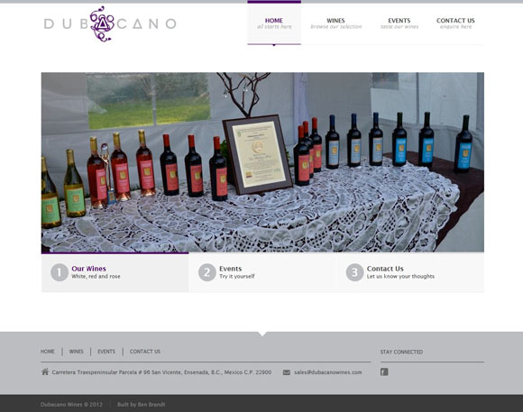 dubacano wines