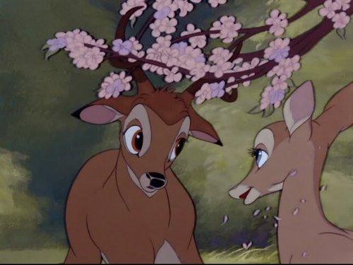 Bambi Faline Twitterpated
