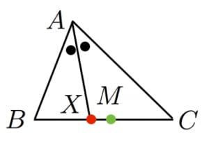 二等辺三角形でない