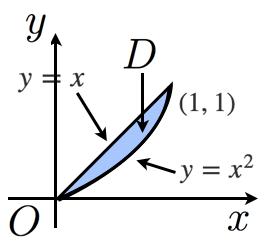 重積分の例題その2