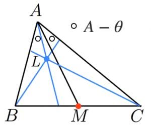 ルモアーヌ点の性質
