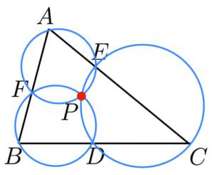ミケルの定理