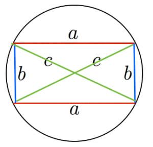 トレミーの定理の応用1