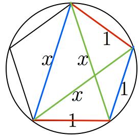 トレミーの定理の応用2
