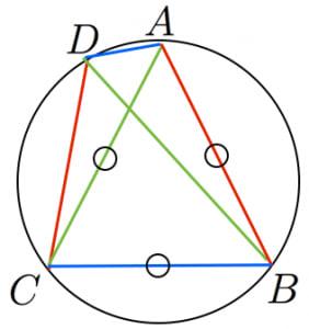 トレミーの定理の応用3