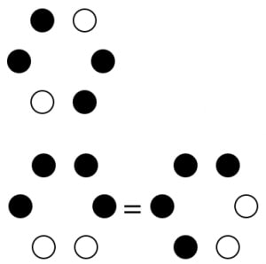同じものを含む円順列の裏技公式...