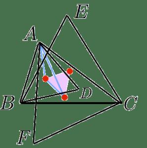 ナポレオン三角形