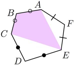 トレミーの不等式の例題