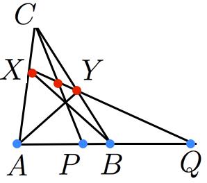 調和点列の具体例