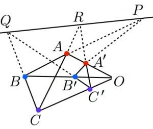 デザルグの定理