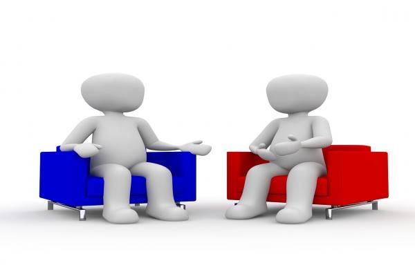 対話のイメージ