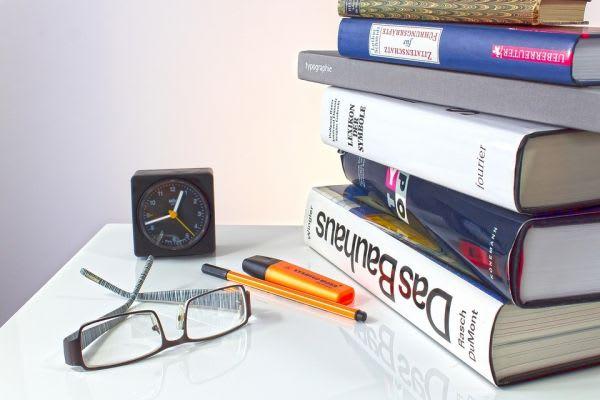 勉強の風景