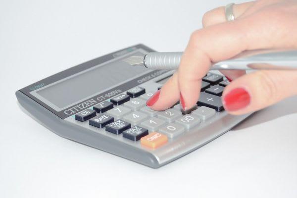 簿記の重要ツール電卓