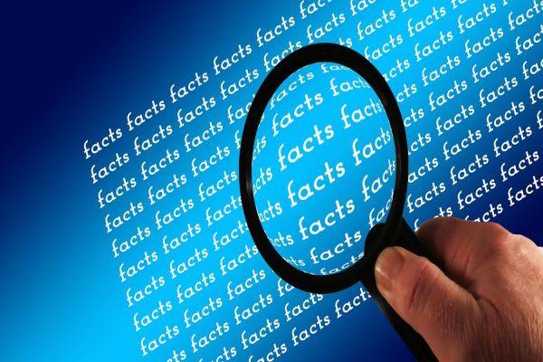 虫眼鏡とfacts