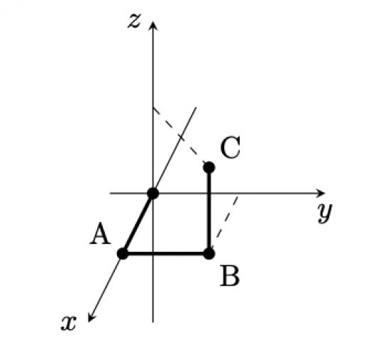 第六問立体座標