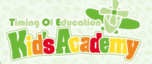TOEキッズアカデミーのロゴ