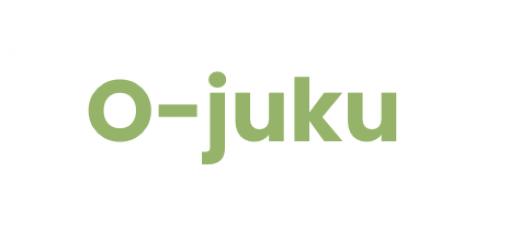 o-jukuのロゴ