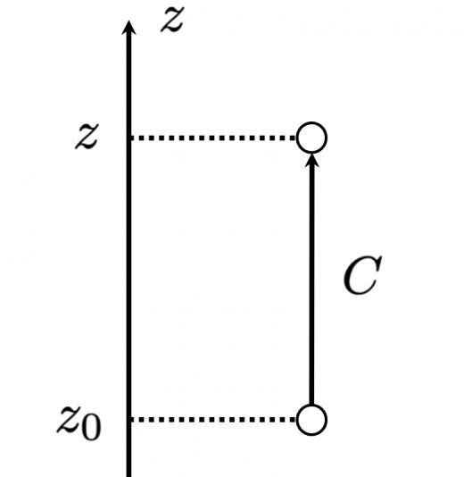重力による位置エネルギー