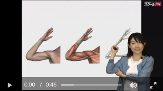 スクールTVの授業動画の画像