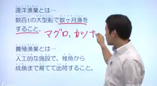 スタディサプリ応用講座・玉田先生の映像授業