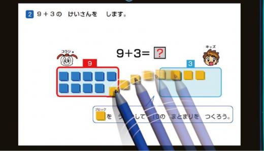 チャレンジタッチのイメージ