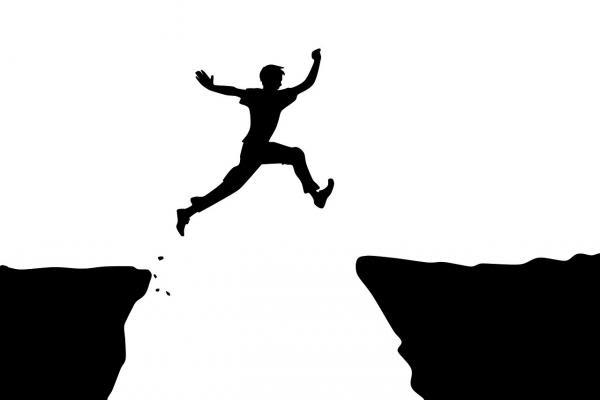 ジャンプのイメージ