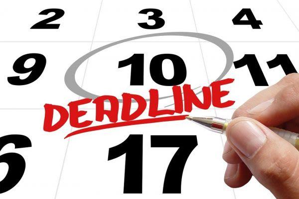 合格証書の送付時期を示したイメージの画像