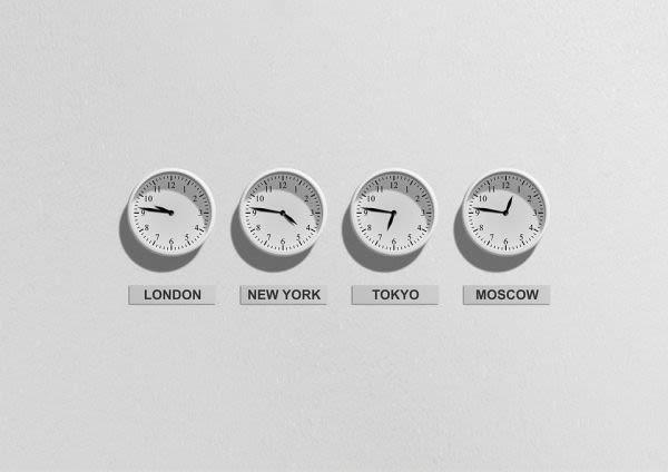 世界の時間