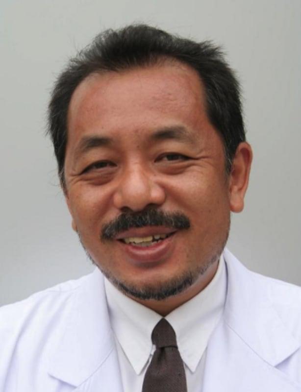 藤原菊紀教授