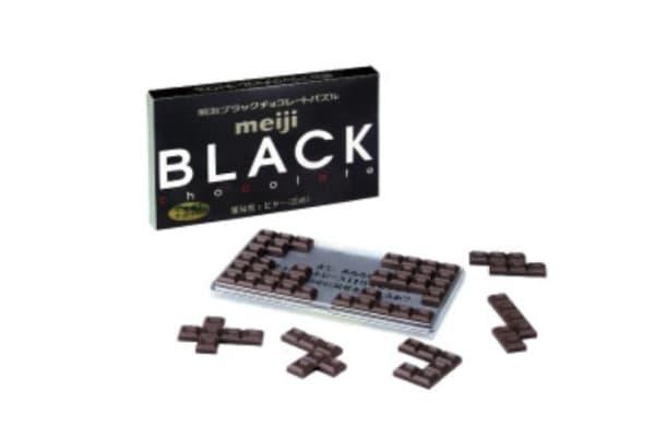 板チョコパズル(BLACK)