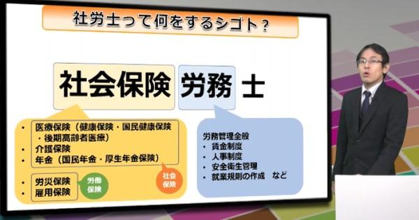 早苗先生の講義画面