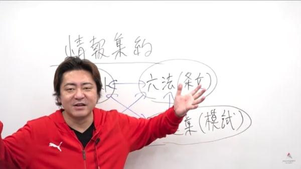 豊村先生の講義画面