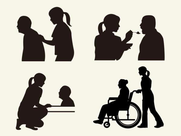介護サービスのイメージ