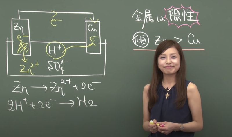 授業風景に関する動画の画像