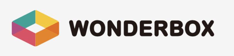WONDERBOXのロゴ