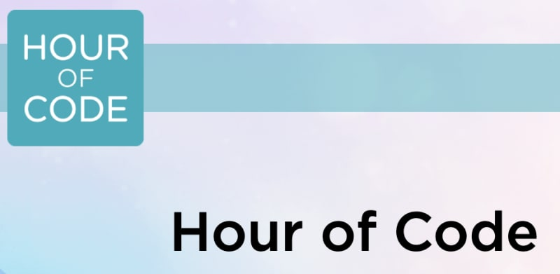 Hour of Codeのロゴ