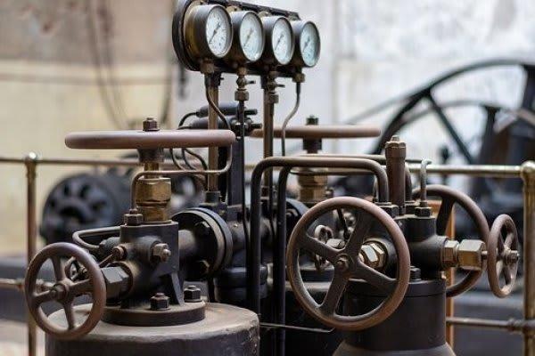 発電所の機器