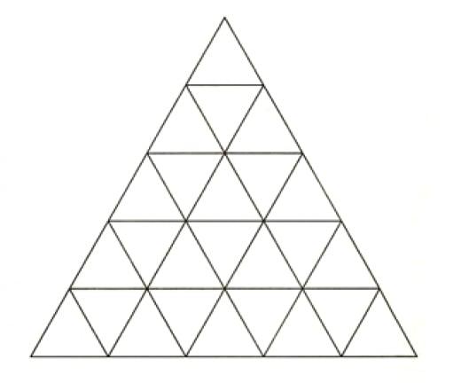 三角形の数